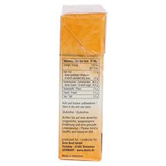 IBONS Orange Ingwerkaubonbons Orig.Schachtel 60 Gramm - Rechte Seite