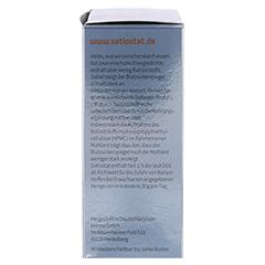 SATIOSTAT Granulat Drink Vanille 3x27 Gramm - Rechte Seite