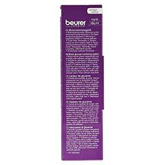 BEURER GL44 Blutzuckermessgerät mg/dl lila 1 Stück - Rechte Seite