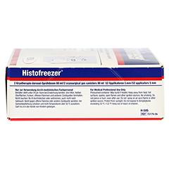 HISTOFREEZER medium Dosierspray 2x80 Milliliter - Rückseite