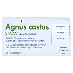 Agnus castus STADA 4mg 60 Stück N2 - Rückseite