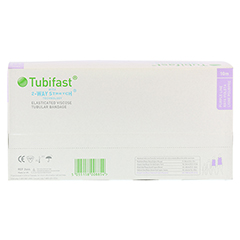 TUBIFAST 2-Way Stretch 20 cmx10 m violett 1 Stück - Rückseite