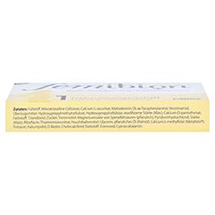 FEMIBION Schwangerschaft 1 D3+800 µg Folat Tabl. 60 Stück - Unterseite