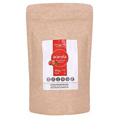 ACEROLA 100% natürliches Vitamin C Pulver 500 Gramm
