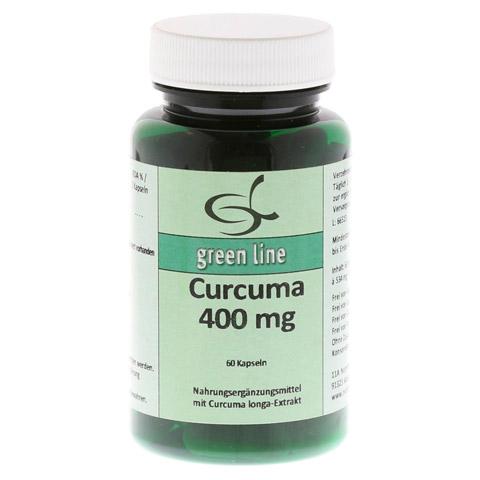 CURCUMA 400 mg Kapseln 60 Stück