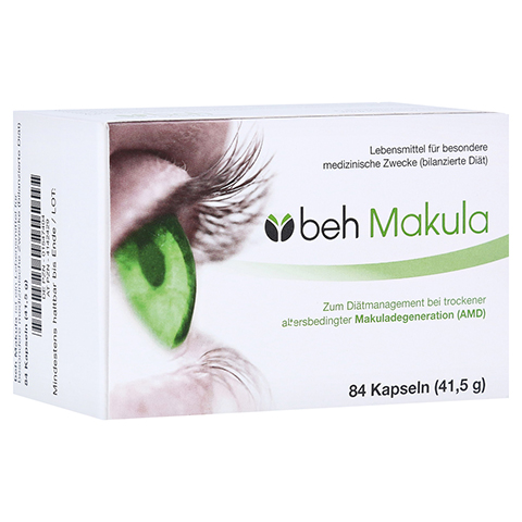beh Makula Kapseln 84 Stück