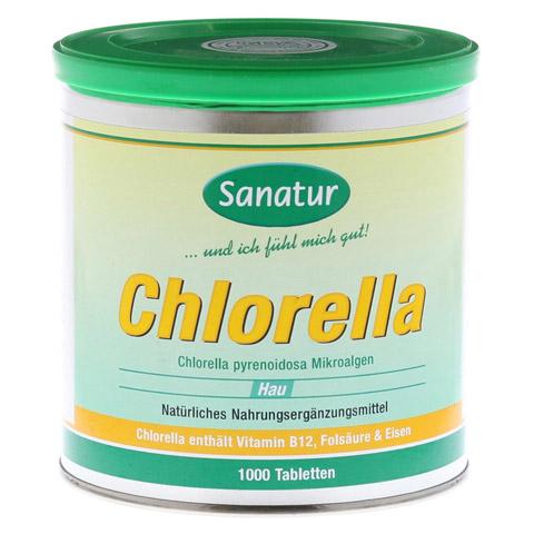 CHLORELLA MIKROALGEN Tabletten 1000 Stück