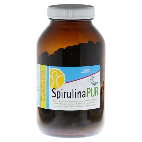 SPIRULINA 500 mg pur Tabletten 550 Stück
