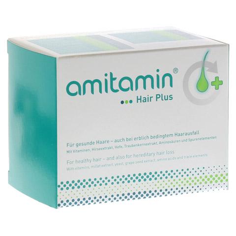 AMITAMIN Hair Plus Kapseln 60 Stück