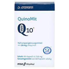 Quinomit Q10 Kapseln 60 Stück - Vorderseite