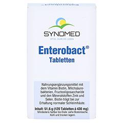 ENTEROBACT Tabletten 120 Stück - Vorderseite