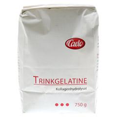 Trinkgelatine Caelo Hv-packung 750 Gramm - Vorderseite