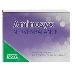 AMINOSYX Nervenbalance Syxyl Tabletten 120 Stück - Vorderseite