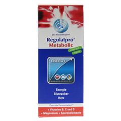 REGULATPRO Metabolic flüssig 350 Milliliter - Vorderseite
