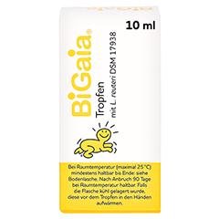 BIGAIA Tropfen 10 Milliliter - Vorderseite