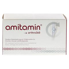 AMITAMIN arthro360 Kapseln 120 Stück - Vorderseite