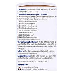 BACTOFLOR für Kinder Pulver 60 Gramm - Linke Seite