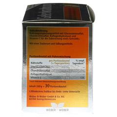 Gelenknahrung Orthoexpert Pulver 30x8 Gramm - Linke Seite