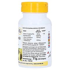 NACHTKERZENÖL 500 mg Kapseln 100 Stück - Rechte Seite