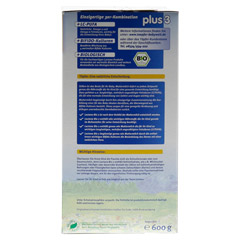 TÖPFER Lactana Bio 2 Pulver 600 Gramm - Rechte Seite