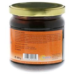 ZUCKERROHR Melasse Aurica Bio 450 Gramm - Rechte Seite