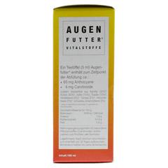 AUGENFUTTER Liquid 100 Milliliter - Rechte Seite