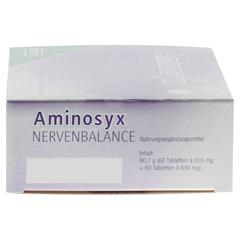 AMINOSYX Nervenbalance Syxyl Tabletten 120 Stück - Rechte Seite