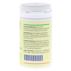ARGININ/ORNITHIN 1000 mg/TG Kapseln 60 Stück - Rechte Seite