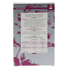 CYSTUS 052 Bio Halspastillen 66 Stück - Rückseite