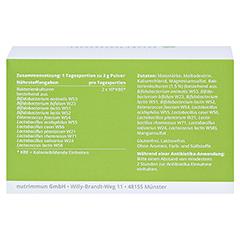 PROBIOTIK protect Pulver 30x2 Gramm - Rückseite