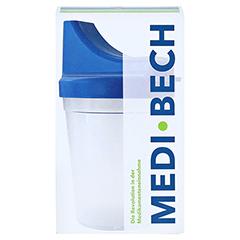 MEDI-BECH Medizin-Medikamenten-Einnahmehilfe 1 Stück - Vorderseite