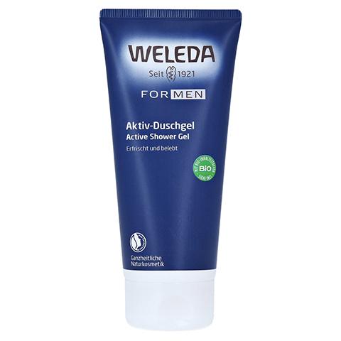 WELEDA for Men Aktiv-Duschgel 200 Milliliter