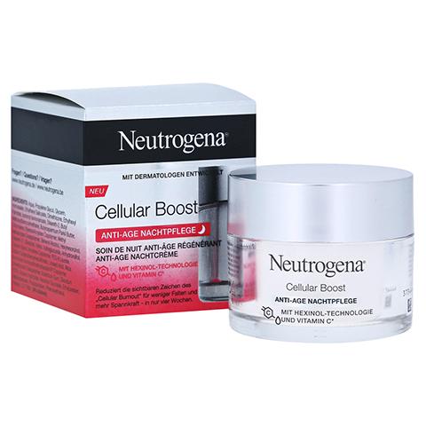NEUTROGENA Cellular Boost Anti-Age Nachtpflege Cr. 50 Milliliter