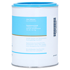 BIOCHEMIE DHU 9 Natrium phosphoricum D 3 Tabletten 1000 Stück - Linke Seite