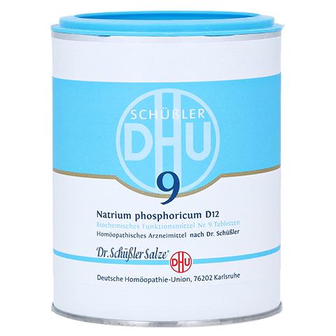 BIOCHEMIE DHU 9 Natrium phosphoricum D 12 Tabl. 1000 Stück