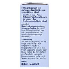 Sililevo Nagellack 3.3 Milliliter - Linke Seite