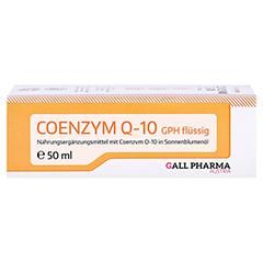 COENZYM Q10 GPH flüssig 50 Milliliter - Vorderseite