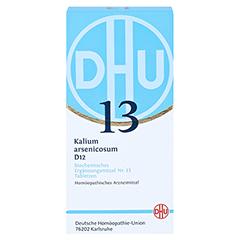 BIOCHEMIE DHU 13 Kalium arsenicosum D 12 Tabletten 420 Stück N3 - Vorderseite