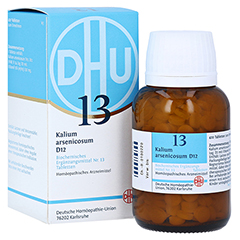 BIOCHEMIE DHU 13 Kalium arsenicosum D 12 Tabletten 420 Stück N3