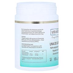 UNA DE GATO 400 mg Kapseln 120 Stück - Rechte Seite