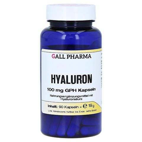 HYALURON 100 mg GPH Kapseln 90 Stück