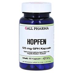 HOPFEN 125 mg GPH Kapseln 60 Stück