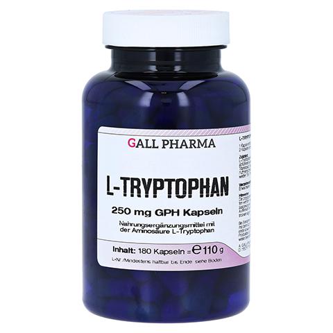 L-TRYPTOPHAN 250 mg GPH Kapseln 180 Stück