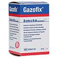 GAZOFIX Fixierbinde kohäsiv 8 cmx4 m 1 Stück