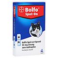 BOLFO Spot-On Fipronil 50 mg Lsg.f.Katzen 3 Stück