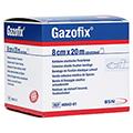 GAZOFIX Fixierbinde kohäsiv 8 cmx20 m 1 Stück