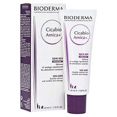 BIODERMA Cicabio Arnica+ Pflegecreme 40 Milliliter