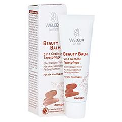 WELEDA Beauty Balm 5in1 getönte Tagespflege bronze 30 Milliliter