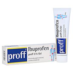 Ibuprofen proff 5% 100 Gramm
