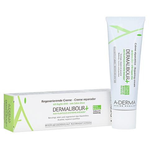 A-DERMA DERMALIBOUR+ Creme 50 Milliliter